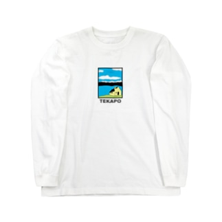 tekapo Long sleeve T-shirts