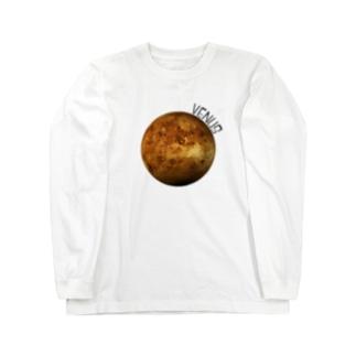 Venus Long sleeve T-shirts