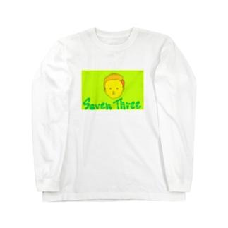 七三 Long sleeve T-shirts