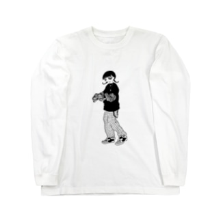 ながそで Long sleeve T-shirts
