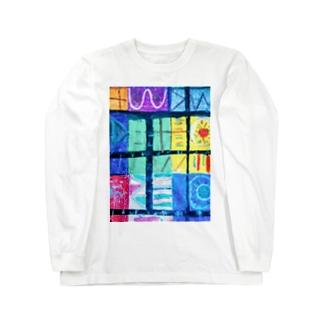 シャーマニック Long sleeve T-shirts