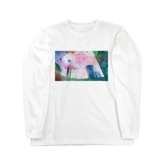 にしのしんじゅく Long sleeve T-shirts