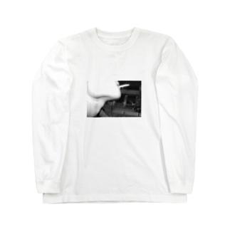 煙草 Long sleeve T-shirts