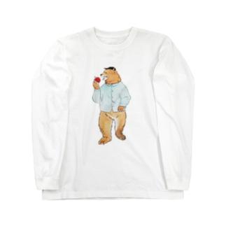 bear Long sleeve T-shirts