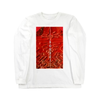 ジャスティオージ・アイテム(SOUSEI) Long sleeve T-shirts