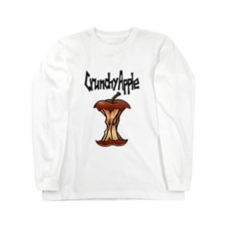 Crunchy Apple Long sleeve T-shirts