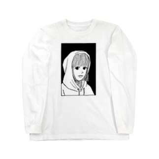 HOODIE GIRL Long sleeve T-shirts