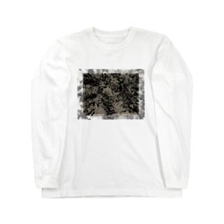 NEOnPINK_NEO_ Long sleeve T-shirts