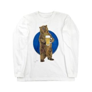 ビア にベア for MEN  Long sleeve T-shirts