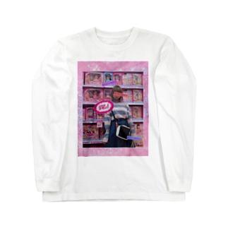 女児コーナー Long sleeve T-shirts