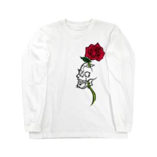 オトコギイズム ver.03-BK Long sleeve T-shirts