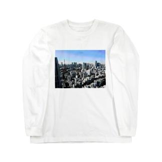 TOKYOどっと  Long sleeve T-shirts