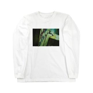 water supply×night Long sleeve T-shirts