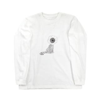 anemone Long sleeve T-shirts