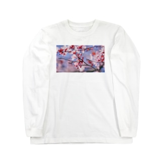 Sakura en France. Long sleeve T-shirts