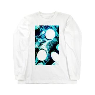 勝者の論理で、好き勝手に塗り固められていく世界史  Long sleeve T-shirts