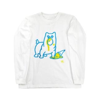わるいこ BAD BOY Long sleeve T-shirts