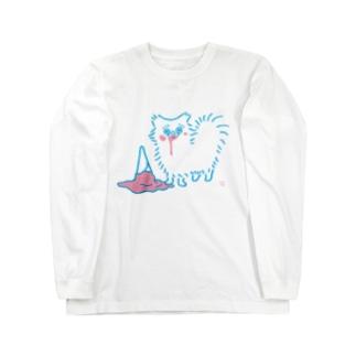 わるいコ BAD GIRL Long sleeve T-shirts