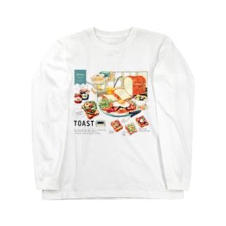 Bread Life2 Long sleeve T-shirts