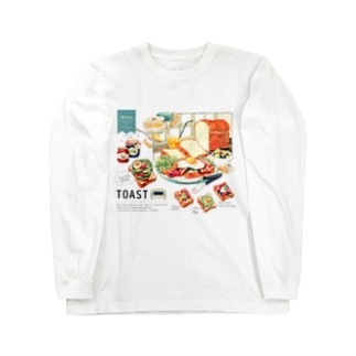 Bread Life2 Long sleeve T-shirts