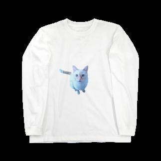 タキウラハノイのにゃーちゃん2 Long sleeve T-shirts