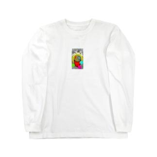 カンジョウヒョウゲン Long sleeve T-shirts
