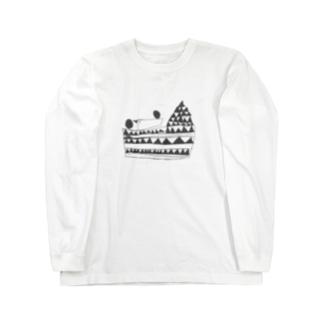 strawberry cake Long sleeve T-shirts