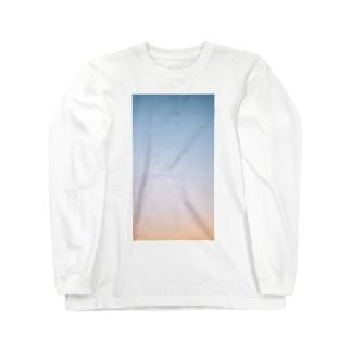 夕映えの Long sleeve T-shirts