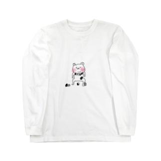 特技披露 Long sleeve T-shirts