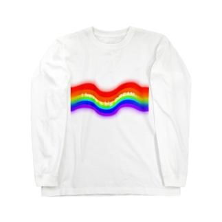 大きな夢を持って行こうぜ Long sleeve T-shirts