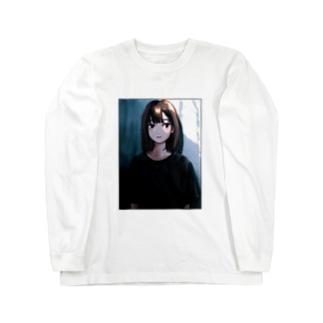 。 Long sleeve T-shirts