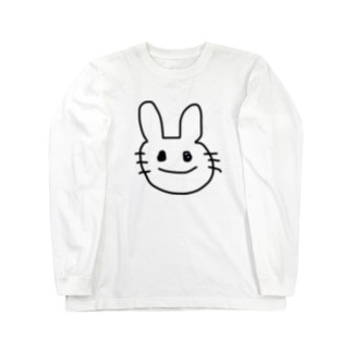 ぴょんちゃん Long sleeve T-shirts