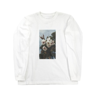 Sakura Long sleeve T-shirts