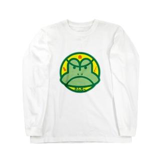 パ紋No.3351 そんぷ〜 Long sleeve T-shirts