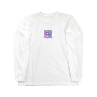 寒い子 Long sleeve T-shirts