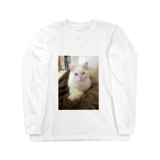 キリリそらくん Long sleeve T-shirts