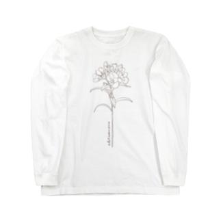 alstromeria Long sleeve T-shirts