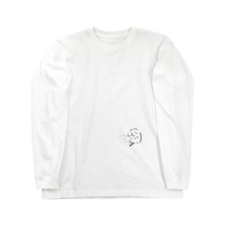 合コン早めに切り上げて来たgirl Long sleeve T-shirts