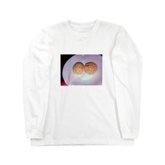 胡麻団子 Long sleeve T-shirts