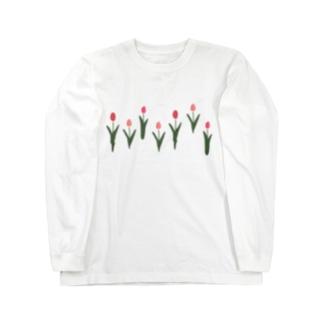 🌷  tulip Long sleeve T-shirts