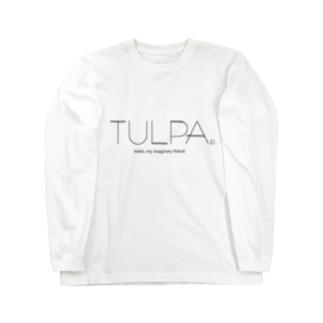 TULPA imaginary friend. Long sleeve T-shirts
