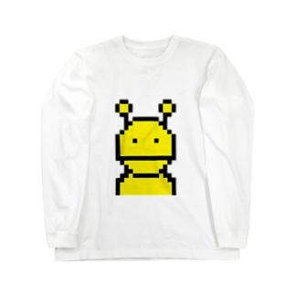うちゅうじん Long sleeve T-shirts