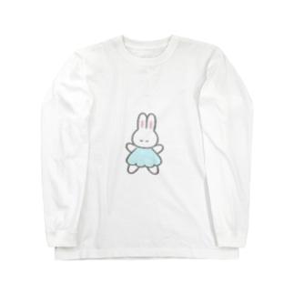 すやすや Long sleeve T-shirts