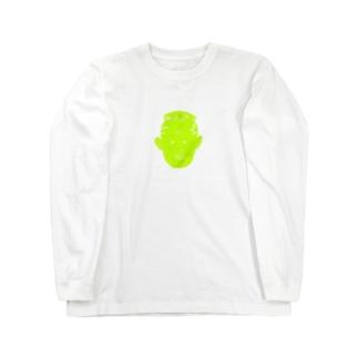 初恋タローLDH風な人 Long sleeve T-shirts