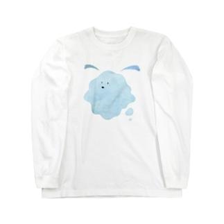 びちゃイヌ Long sleeve T-shirts