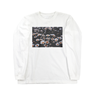 flwithearsの春夜花 Long sleeve T-shirts