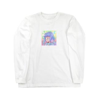 さよなら平成ちゃん Long sleeve T-shirts