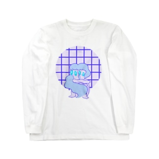 HISOMU FUTATSU Long sleeve T-shirts
