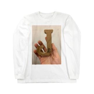 #Jオブジェ   Long sleeve T-shirts
