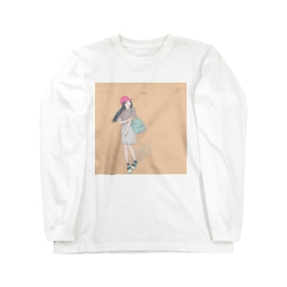 スポーツMIXちゃん Long sleeve T-shirts